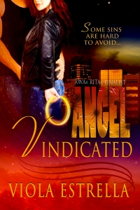 Angel Vindicated - an urban fantasy romance